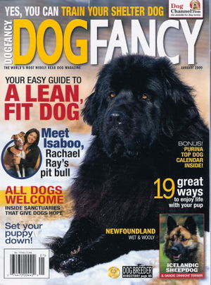 Dog Fancy Cover
