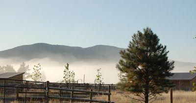 Fog on Sept 21