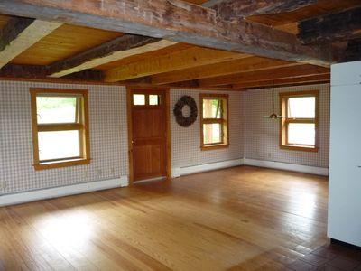 Lancaster interior 1