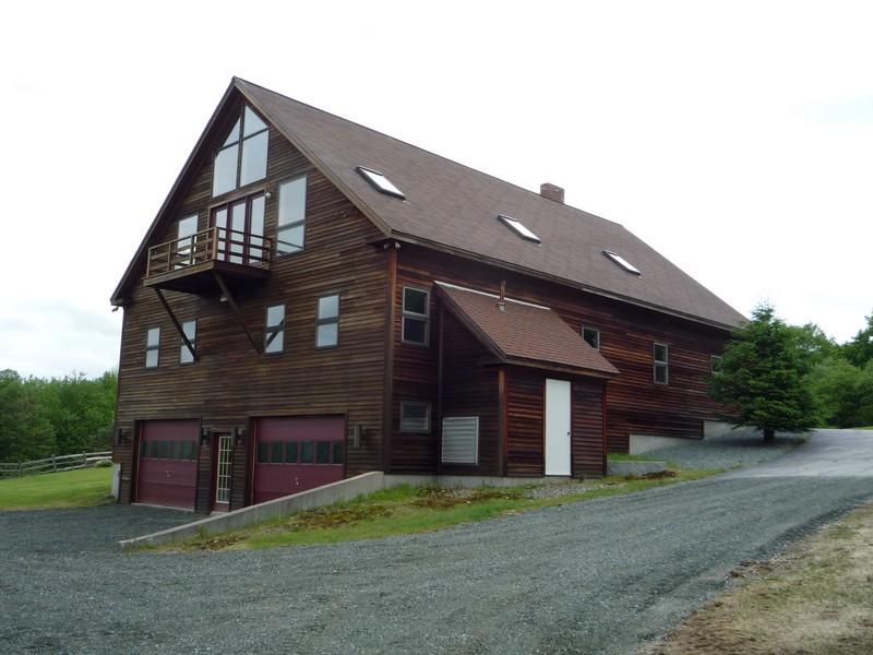Lancaster barn