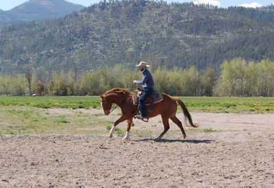 Cash loping with Will