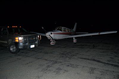 Snuggles airplane