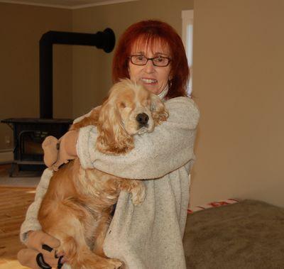 Suzi with Marcia