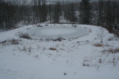 Pond Dec 7