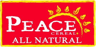 Peace Cereal Logo for newsletter