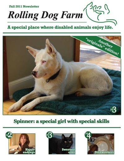 Fall Newsletter Cover