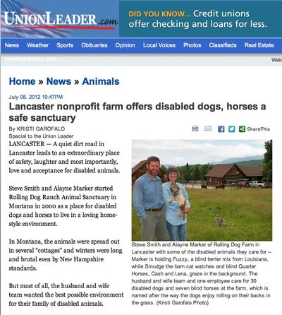 Union Leader story screenshot