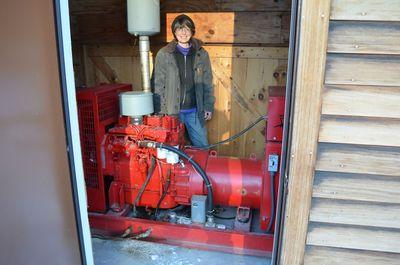 Generator and Alayne 1