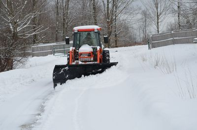 Plowing March 20