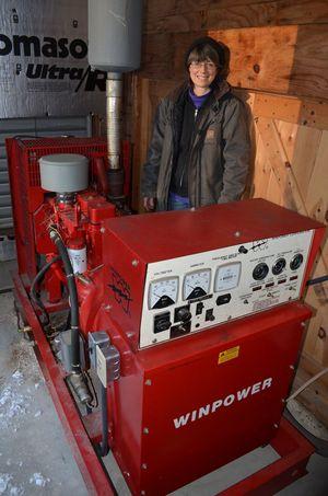 Generator and Alayne 2