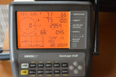 Weather station June 26