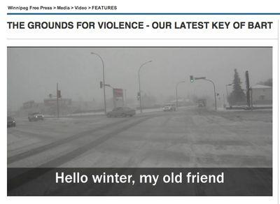 Winnipeg Free Press Video